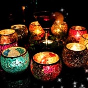 Candle holders  (25)