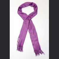 Pashmina no: 7 pink, scarf / shawl , cashmere and silk